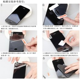 Wholesale Iphone4s Film - HD film wholesale for around iphone4 film, mobile phone protection film for iphone4s mobile phone film