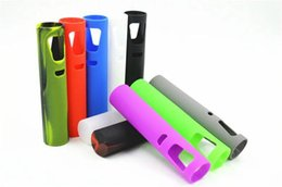 Wholesale One Skin - 10pcs Ego Aio Silicone Case Silicon Cases Colorful Rubber Sleeve Protective Cover Skin For Joyetech ego Aio Starter Kit All In One Vape