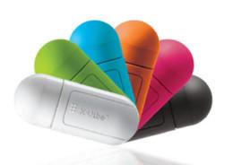 Wholesale Cheap Vibe - Portable Mini X Vibe Vibration Speaker Vibrating Music Resonance Speaker for MP3 Phones ipod Cheap speaker nokia