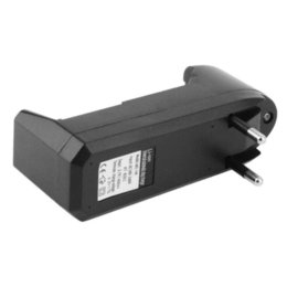 Wholesale Universal Battery Chargers For Cameras - 1pc EU Universal Charger For 3.7V 18650 16340 14500 Li-ion Rechargeable Battery Hot Worldwide charger for panasonic camera