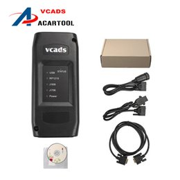 Wholesale Truck Code Readers - 2016 Professional for Volvo Truck Diagnostic Tool for Volvo VCADS Pro 2.40 Version with free shipping