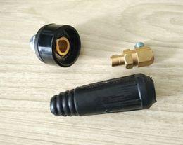 Wholesale Dc Arc Welders - Twist Mate,Dinse Plug & Socket DKL50-70, DC Inverter Arc,TIG ,MIG,STICK Welder