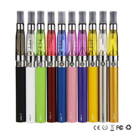 Wholesale Ego Ce4 Blister Kit - Ego Ce4 Blister Kits EgoT Ce4 kit Ce4 Atomizer Egot Full Capacity Battery Usb Charger Electronic Cigarette Kits