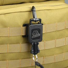 Engranaje del arma táctica online-Venta caliente 4 Color Tactical Gear Retractor Acero Inoxidable Para Mochila Táctica Airsoft Gun