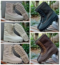 Wholesale New Mens Boots Knee High - New 950 Boost Moon Rock Pirate Black Boots For Women Men,Mens Woman Kanye West High Top Height Increasing Sport Trainers Casual Sneakers