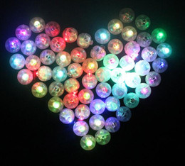 Wholesale Event Decorations - Fairy Pearls Battery Operated Mini Twinkle LED Light Flash Berries Lamp 1.5CM Floating LED Ball For Wedding Party Events Decoration Light