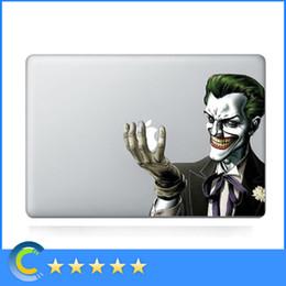 Wholesale Laptop Skin Protectors - laptop skin sticker cover Batman joker Cartoon Laptop Stickers for New Macbook 12 retina for macbook pro skin protectors macbook decals