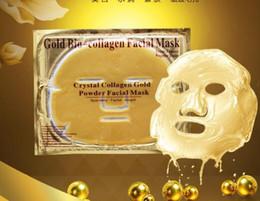 Argentina Mascarilla facial de colágeno mascarilla de cuidado facial Mascarilla facial en polvo de oro dorado Máscaras faciales para el cuidado de la piel antiedad supplier collagen seaweed mask Suministro