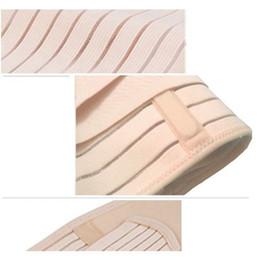Wholesale Postnatal Support - Wholesale-HOT SALE!3 in 1 Breathable Elastic Postpartum Postnatal Support Girdle Belt for Women and Maternity