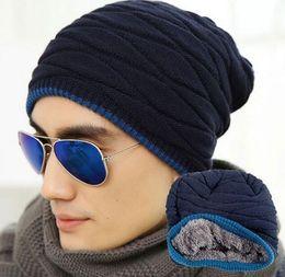 Wholesale Church Hats For Women Cheap - Fashion Beanies Sport Knit Caps Beanies For Men Cheap Football Beanies Women Warm Knitted Hat Fashion Headwear Free Shipping