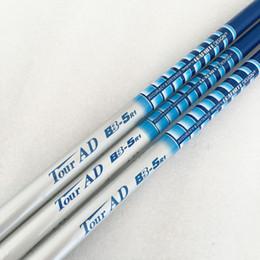 Wholesale Tour Golf - 1Pcs Lot New mens Golf shaft TOUR AD BB-5 Golf Wood shaft high quality Graphite shafts R Flex Golf driver shaft Free shippingg