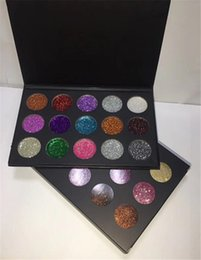 Wholesale Mps Water - New Arrival Hot MP Eye Shadow Palette 15 Colors Glitter Eyeshadow Palette Powder Shimmer Makeup Palette High Quality Free Shipping