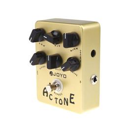 Wholesale Guitar Tone - JOYO JF-13 Ac tone Electric Guitar Effect Pedal True Bypass JF 13