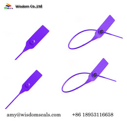 Wholesale Security Cash - Indicative plastic security seal adjustable pull tight seal bags courier bags, cash bags, tanks, lockers, tote boxes, containers. clothings