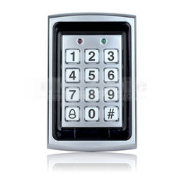 Wholesale Access Entry Systems - 125KHz RFID Entry Metal Door Access Control System + 10 Free ID Card Key Fobs Brand NEW