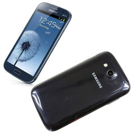 Wholesale Wholesale Wifi Gsm Cellphones - Samsung Galaxy Grand I9082 Dual Sim Unlocked 3G GSM Mobile Phone Dual-core 5.0'' WIFI GPS 8MP 1G 8GB smartphone
