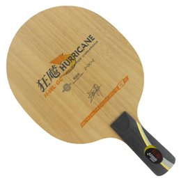 Wholesale Dhs Hurricane Blade - DHS Hurricane H-WL.GC penhold short handle CS OFF++ Table Tennis Blade for PingPong Racket