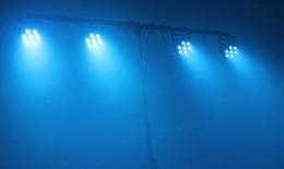 Wholesale Led Auto Lights - Aimbinet RGBW LED Light RGBW LED Par Lights 10W x 7 LED DMX 4-in-1 Par Stage Light Bright for Wedding DJ Event Party Show