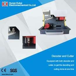 Wholesale Key Cutting Machine Prices - SEC-E9 Car house key cutting machine and key copy machine locksmith tool cutting equipment lowest price