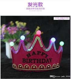 кружевные кексы обертки оптом Скидка бесплатная доставка фабрика продажа горячий день рождения шляпа день рождения шляпы излучающих тиара корона шляпа корона детская шляпа день рождения бесплатная доставка