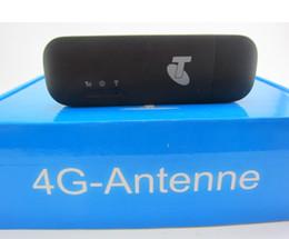 Wholesale Huawei Antenna Ts9 - Huawei E8372H-608 4G wifi stick plus 35dbi LTE high gain antenna double TS9 connector