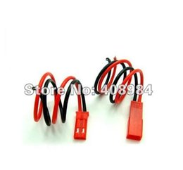 Wholesale Jst Cable - 2000 pair by dhl fedex 15cm 150mm JST Connector plug line cable for lipo Battery male female