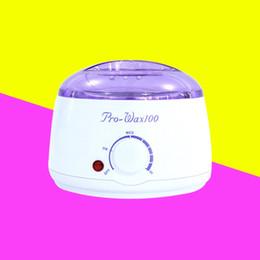 Wholesale Hair Wax Heater - wax hair removal machine Electric Epilator Hair Removal Hot Wax Warmer Salon Spa Hair Removal Pro Warmer Wax Heater Mini SPA Hand Epilator