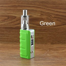 Wholesale E Cigarettes New Box Packages - Vape The New Temperature Control Voltage Regulator Box Electronic Cigarette Package Big Smoke Compact Portable E Cigs Dry Herb Vaporizer