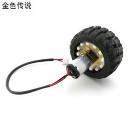 Canada Gros-N20 réduction moteur robot véhicule intelligent moteur micro moteur moteur ensemble de roues Offre