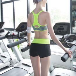 Wholesale Sexy Women S Sports Jerseys - 2016 Brand Women Slim Fitness Sports Workout Sweatpant Shorts fitness Jogging Gym Sexy Short Trousers 4 size