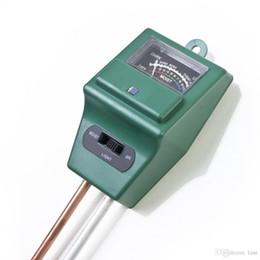 Wholesale Ph Soil Testing Kit - Flowers Soil Test Kits 3 in 1 Plant PH Tester Illuminance Analyzer Moisture Meter Light