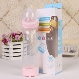 Wholesale best water bottle - 280ml Baby Feeding Bottle Small Gourd-shaped nursing bottle Feeding Infant Water Cup Best Quality C3255