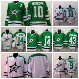 Wholesale Cheap Sports Team Apparel - 2017 Dallas Stars 91 Tyler Seguin White Hockey Uniforms Top Selling Hockey Player Jersey Cheap Team Sport Jerseys Outdoor Apparel Kits