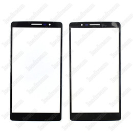 Wholesale G4 Shipping - For LG G4 G4 mini H340 H440 H525 Front Outer Touch Screen Glass Replacement Free Shipping