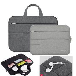 Wholesale Macbook Pro Top Case - Top Nylon Laptop Sleeve Bag Case For Asus Dell HP Acer Lenovo Macbook Air Pro Xiaomi 11 12 13 14 15.4 15.6 Surface pro 3 4