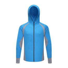 Atacado-2016 homens / mulheres Caminhadas ao ar livre Ciclismo roupas de pesca protetor solar protetor solar respirável secagem rápida Anti mosquito camisa de pesca de Fornecedores de camisas de manga longa de couro