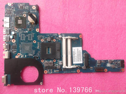 Wholesale motherboard for hp g6 - 639521-001 board for HP pavilion G6 G6T G6-1B67CL G6-1A71NR G6T-1A00 G6T-1B00 laptop motherboard with intel DDR3 hm55 chipset