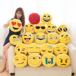 Wholesale Funniest Videos - Hot 2017 Creative Hands warm emoji Expression qq Shou Wu intervene pillow Plush toys Funny Plush dolls PP cotton Super-soft short plush
