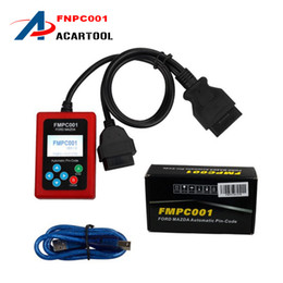 Wholesale Mazda Incode - 2016 Newest FMPC001 for Ford Mazda Incode Calculator FMPC001 Pincode Caculator Incode Diagnostic Tool with DHL Free Shipping