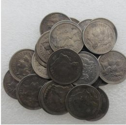 cent geld Rabatt Großhandel Replica 25 Stücke 1865-1889 Drei Cent Nickel herstellung Kopie Förderung Billig Fabrik Preis nice home Zubehör Silbermünzen