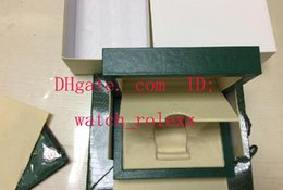 Wholesale Swiss Eta Watches - 2017 Handbag Inner Outer Original Wooden Box Watch Boxes Papers 116610 116660 7750 3135 3186 116710 116520 DayDate Swiss ETA gmt sub sea