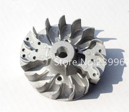 Wholesale Chinese Cutter - Flywheel for Chinese 1F40F-5 40-5 40F-5 brush cutter free shipping fly wheel