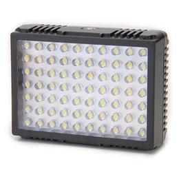 Wholesale Dv Video Light - New 70 LED Video Light for Camcorder DV DSLR Camera Photography