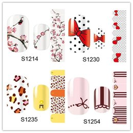 Wholesale Cute Pregnant Women - Beautiful and colorful nail stickers cute pink nail stick a non-toxic environmental nail stickers pregnant women can use a nail stick