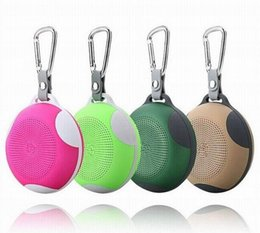 Wholesale Mini Stero - Newest Multi-function stero Bluetooth wireless mini speaker handfree calling FM TF card for iphone 6s 7 plus samsung s5 s6edge tablet PC
