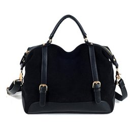 Wholesale Women Handbags Wholesale - Women Handbag Every Day New Retro Matte Leather Handbag Limited Purchased The Korean Version of Women's Shoulder Bag Messenger
