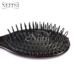 Wholesale Hair Salon Tools - Neitsi 1pc Hair Brush Comb for Human Hair Extensions or Wigs Beauty Salon Tool Accessories & Hair Style Tools