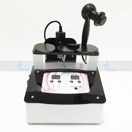 2019 máquina de radiofrecuencia Promoción Monopolar RF Radio Frecuencia Face Lift Eyes Eliminación de arrugas Reafirmante de la piel Apriete Tratamiento facial Equipo de la máquina de belleza rebajas máquina de radiofrecuencia