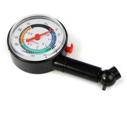 Wholesale Pc Diagnostic Tools - Wholesale-AUTO car-styling 1 pc Tire Pressure Gauge Dial Meter Vehicle Tester Sensor Tire Pressure diagnostic-tool tools for car kit Au 04