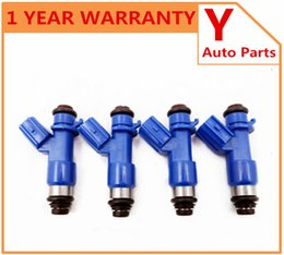 Wholesale Honda B16 - 4PCS set GENUINE Fuel Injector 410cc 16450-RWC-A01 16450RWCA01 for Acura Honda Civic RDX Integra RSX K20 K24 B16 B18